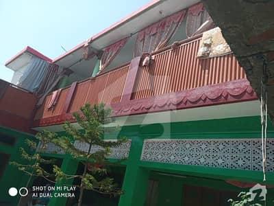 بیدرا روڈ مانسہرہ میں 11 کمروں کا 10 مرلہ مکان 85 لاکھ میں برائے فروخت۔