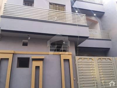 ورسک روڈ پشاور میں 6 کمروں کا 5 مرلہ مکان 1.2 کروڑ میں برائے فروخت۔