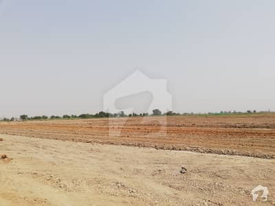 Residential Plot Of 1125  Square Feet In Wapda City Is Available