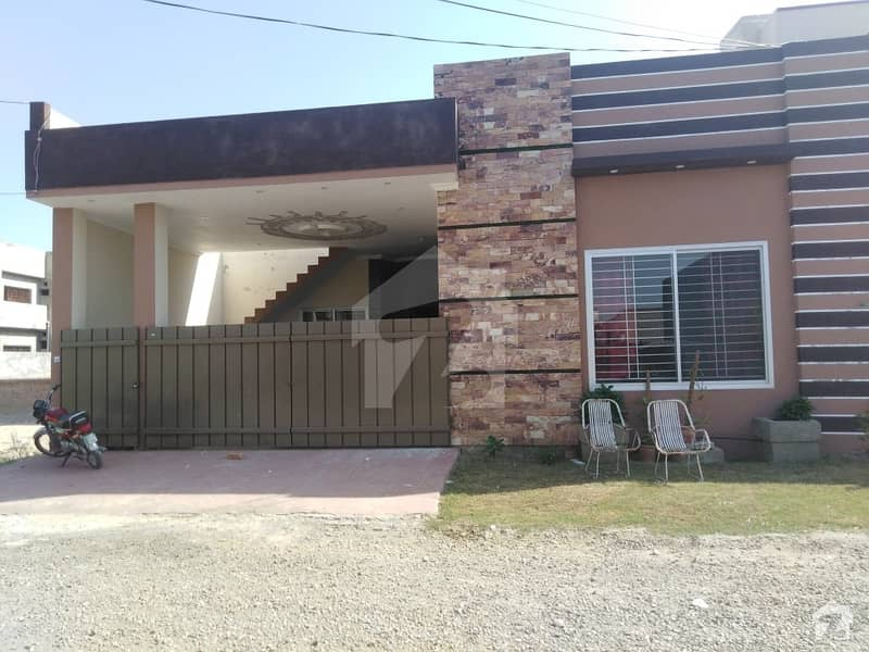 10 Marla House For Sale In Shadman City