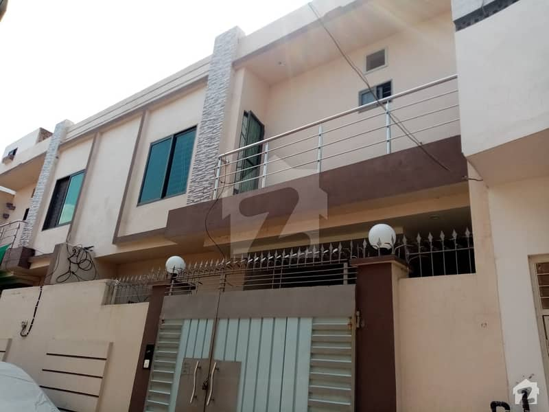 Double Storey House For Rent Lalazar Colony