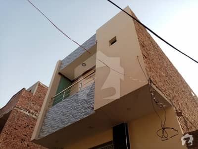 Double Storey Beautiful House For Sale At Model Town Okara