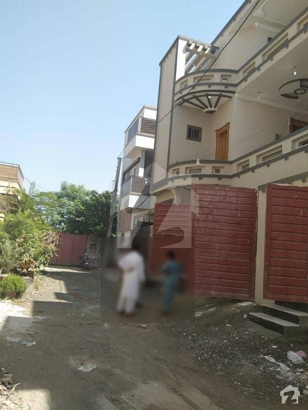 ورسک روڈ پشاور میں 7 کمروں کا 6 مرلہ مکان 1.45 کروڑ میں برائے فروخت۔