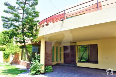 One Kanal Neat And Clean Attractive House Available For Rent In Phase 4 Dha Defence