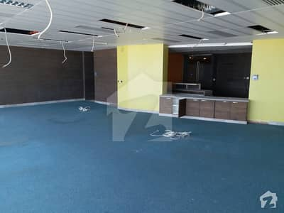 Office Spaces Available On Rent In Clifton Well Maintain Projects Karachi