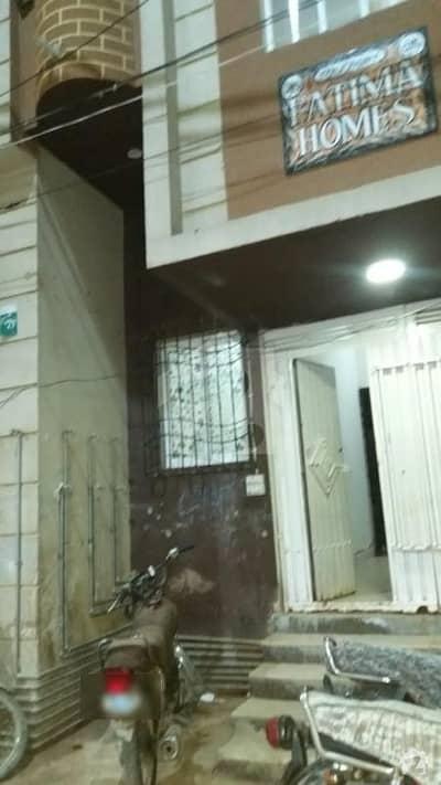 محمودآباد نمبر 1 محمود آباد کراچی میں 2 کمروں کا 3 مرلہ فلیٹ 16 ہزار میں کرایہ پر دستیاب ہے۔