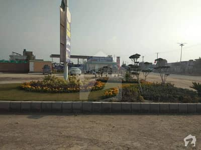 5 Marla Plot For Sale In Al Noor Garden Sangla Hill