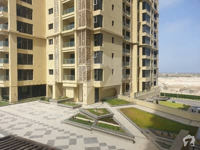 3 Bed Sea Partial Facing Apartment For Rent In Coral Tower Emaar Crescent Bay