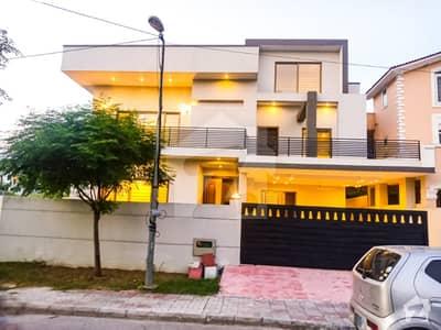 One Kanal Corner Elegant Designer House In Dha 2 Islamabad