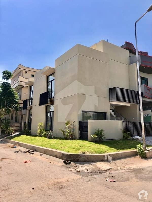 5 Marla Proper Corner Brand New House For Sale