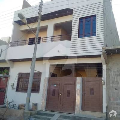 House For Sale In PTV Society West Open