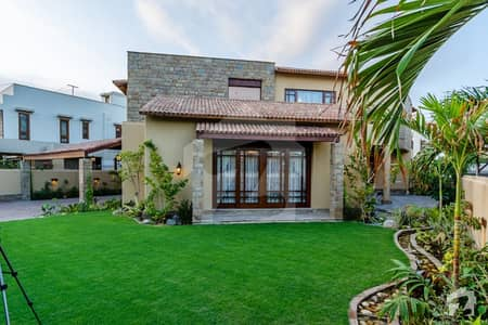 Spanish Architectural Designed Furnished Bungalow For Sale