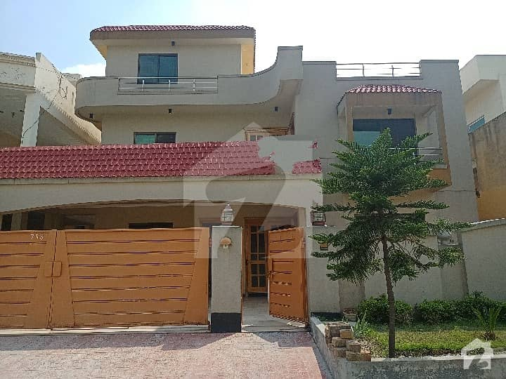 1 Kanal (20 Marla) Full Double Unit House Available For Rent