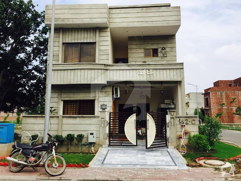 Corner House For Sale In Dream Gardens Defence Road