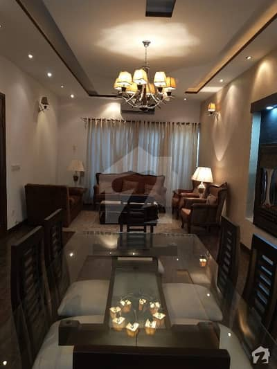 Lavishly Furnished 10- Marla Designer House With Imported Furniture For Rent In Phase-5