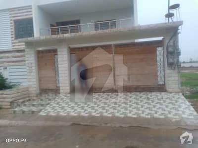 Tipu Sultan Society  Opposite Malir Main Jinhan Avenue - House For Sale