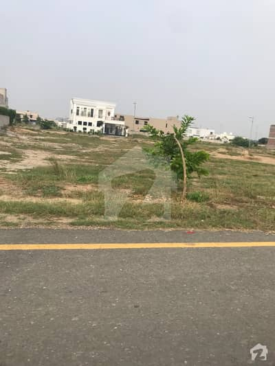 F 1743 One Kanal Plot With All Dues Clear On Top Hot Location