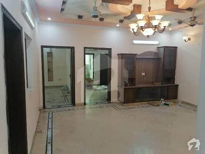 10 Marla Double Storey Beautiful House In Pcsir 2 Facing park