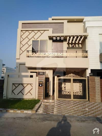 5 Marla Brand New House For Sale In Citi Housing Society Gujranwala