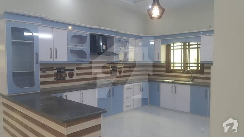 400 Square Yards Brand New Double Storey Bungalow Block 15