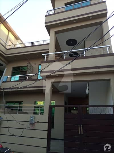 1250  Square Feet House Is Available For Sale In Afshan Colony