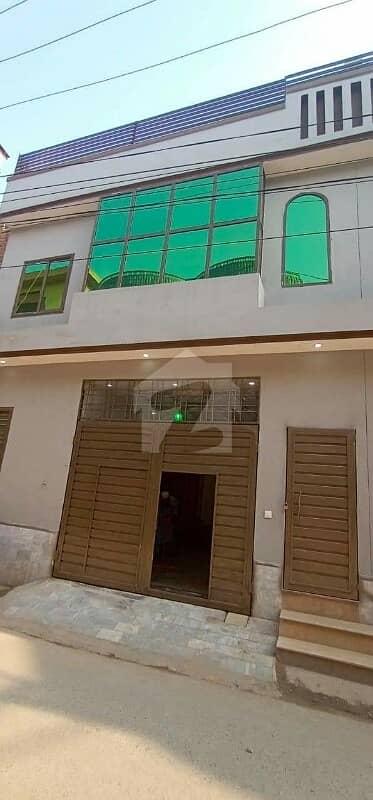 ارباب سبز علی خان ٹاؤن ورسک روڈ پشاور میں 6 کمروں کا 4 مرلہ مکان 92 لاکھ میں برائے فروخت۔