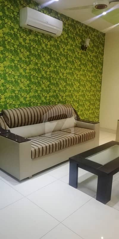 10 Marla Furnished House Bahria Town Lahore