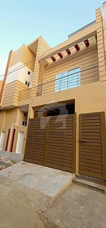 آفیسرز گارڈن کالونی ورسک روڈ پشاور میں 6 کمروں کا 5 مرلہ مکان 1.45 کروڑ میں برائے فروخت۔