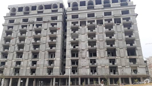Flat Is Available For Sale In GT Road