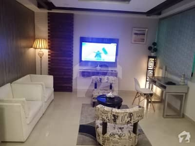 Fully Furnished Apartment For Sale In Sector B Bahria Town Lahore