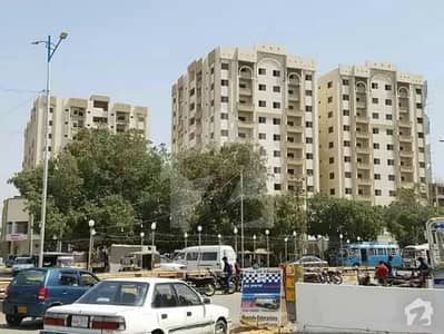 Brand New 3 Bed D Lounge Apartment For Sale City Tower And Shopping Mall University Road Karachi