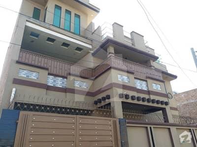 ورسک روڈ پشاور میں 9 کمروں کا 7 مرلہ مکان 1.8 کروڑ میں برائے فروخت۔