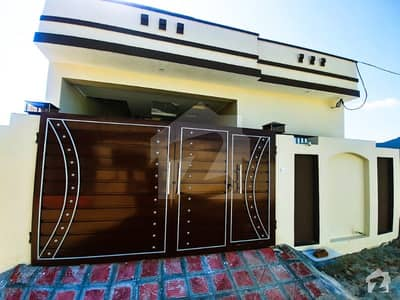 5 Marla Brand New Luxurious House Available For Sale In Adiala Road