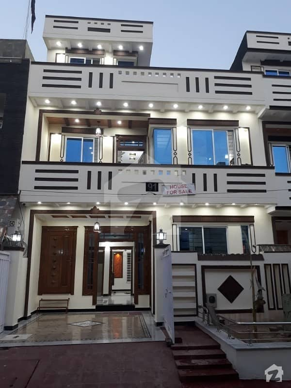 G-13 - Brand New House For Sale