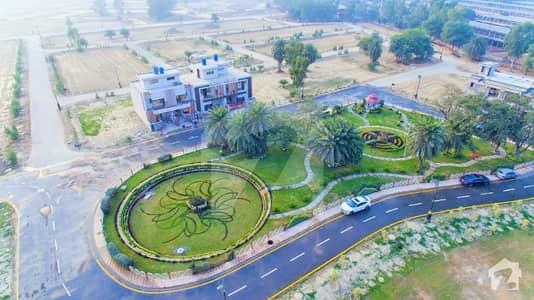 پام سٹی فیروزپور روڈ لاہور میں 3 مرلہ رہائشی پلاٹ 28.5 لاکھ میں برائے فروخت۔