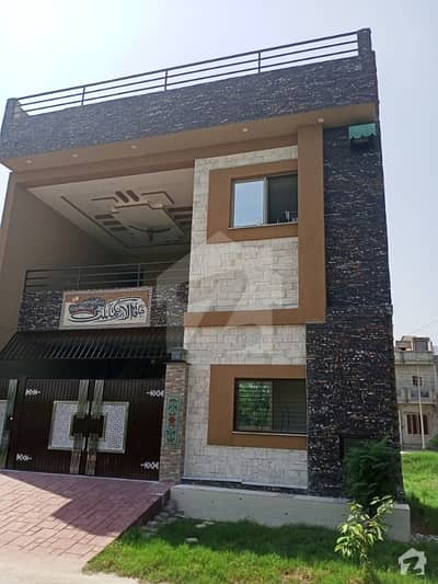 Good 1125  Square Feet House For Sale In Khayaban-E-Manzoor