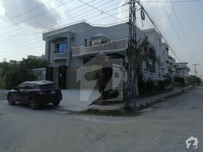 1 Kanal Triple Storey Corner House Available In Block B National Police Foundation O-9