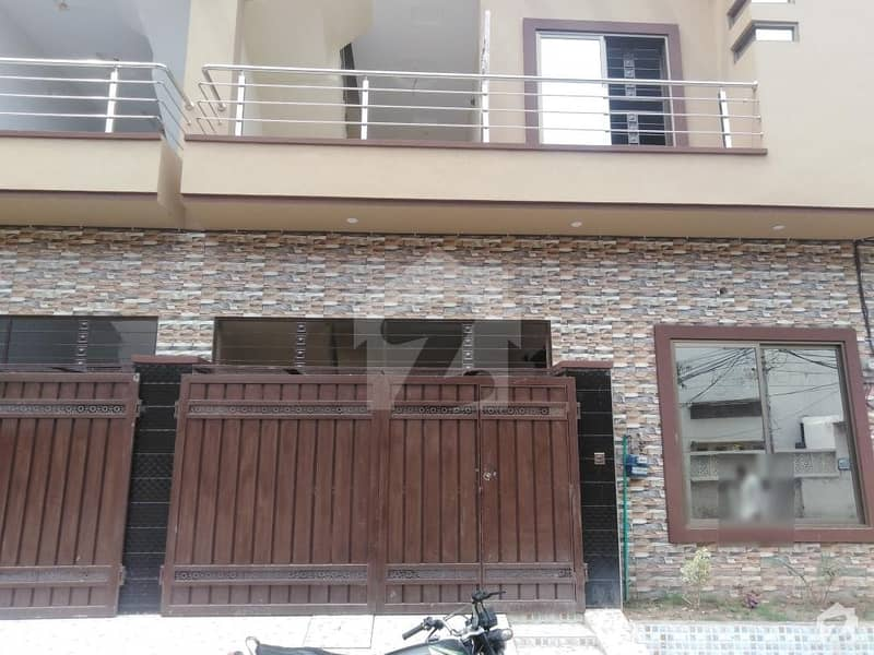 4  Marla House For Sale In Samanabad