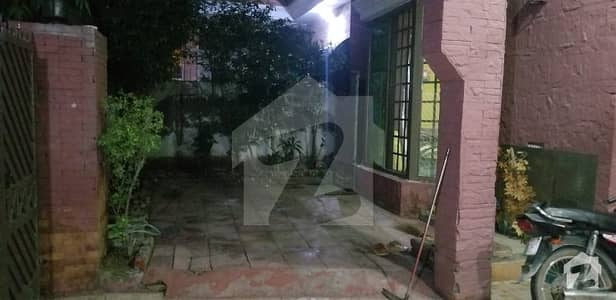12 Marla Used House For Sale In Paf Officers Colony