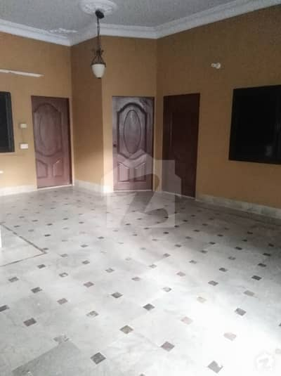 Very Spacious Size 4 Bed Rooms Ground Floor House Road Facing For Rent