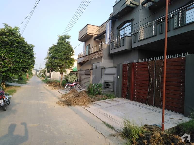 8 Marla House Situated In Al Rehman Garden For Sale