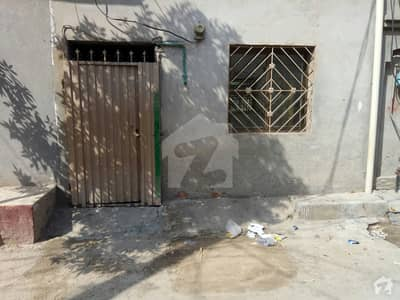 In D Type Colony House For Sale Sized 2.5 Marla