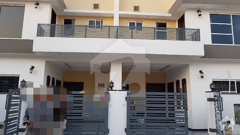 5 Marla Double Storey House For Rent Sector B1 Bahria Enclave Islamabad