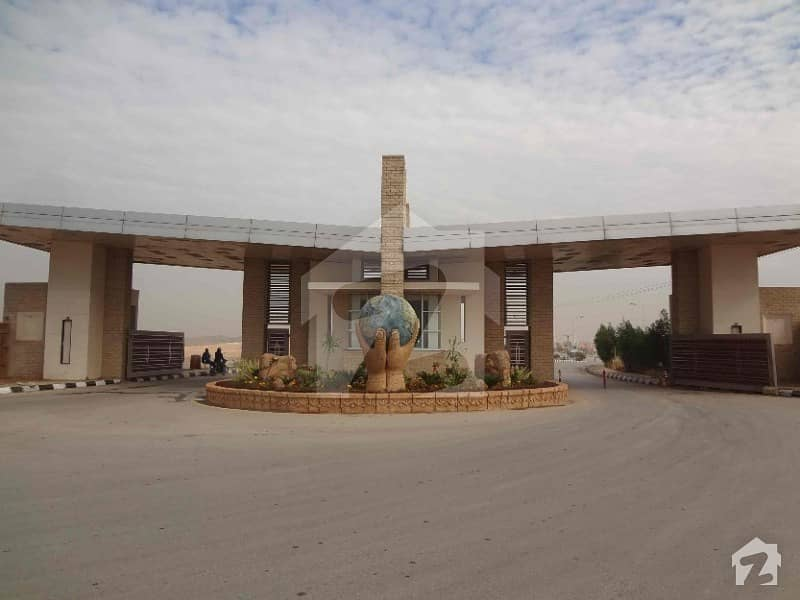 Residential Plot For Sale In Overs A  Block  Plot 290 Bahria Town Lahore