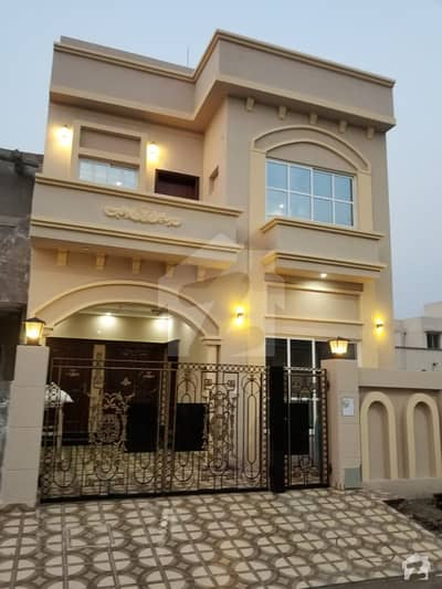 5 Marla Brand New House Available For Sale In Lake City Lahore