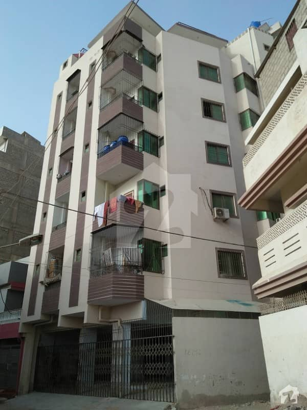 Apartment For Sale In Upper Giziri Near Zamzama Football Ground.