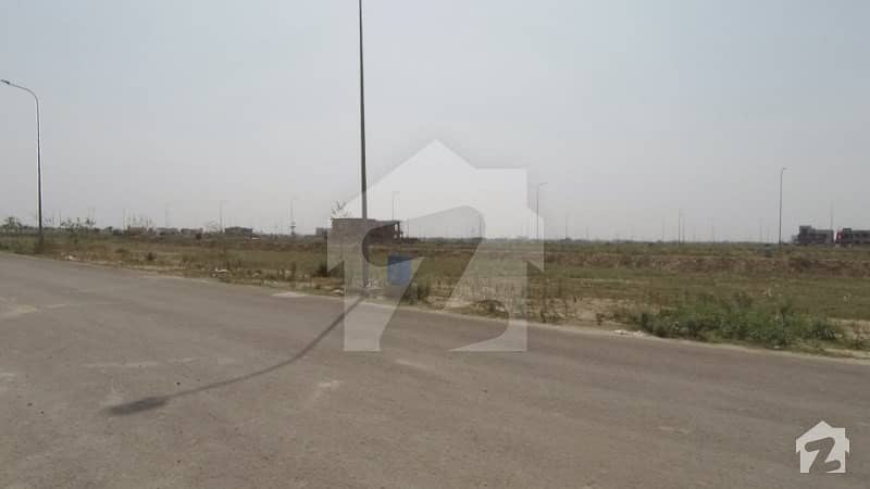 In DHA Defence Residential Plot For Sale Sized 1 Kanal