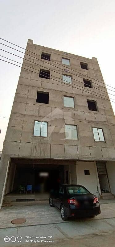 225  Square Feet Flat Ideally Situated In Pia Housing Scheme