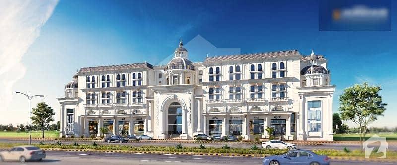 گلبرگ گرینز ۔ بلاک اے گلبرگ گرینز گلبرگ اسلام آباد میں 1 کمرے کا 2 مرلہ فلیٹ 47.43 لاکھ میں برائے فروخت۔