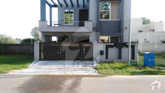 8 Marla Double Storey House For Sale In Zinia Block Of Bahria Nasheman Lahore